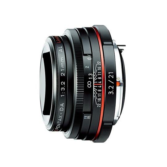 HD PENTAX-DA 21mmF3.2AL Limited 単焦点レンズ