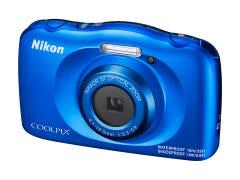 Nikon 防水カメラ COOLPIX W150 ブルー
