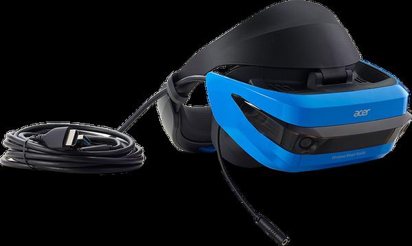 VR Windows Mixed Realityヘッドセット AH101