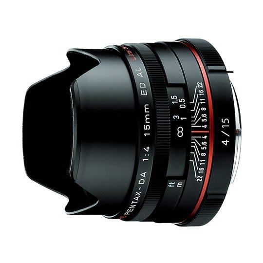 HD PENTAX-DA 15mmF4ED AL Limited 単焦点レンズ