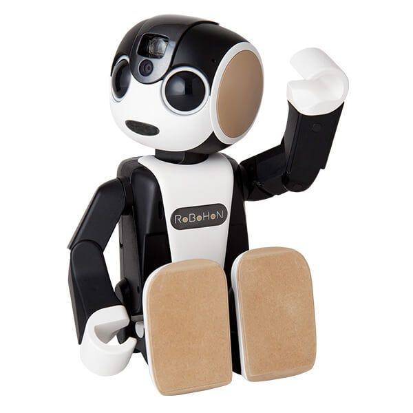 シャープ ロボット電話 ロボホン