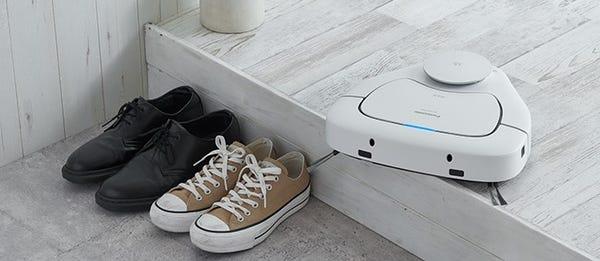 パナソニック MC-RSF1000-W ロボット掃除機 RULO(ルーロ) ホワイト