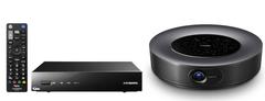 Anker × I-O DATA 「HVTR-BCTX3」+「Nebula Cosmos Max」 プロジェクターテレビチューナーセット