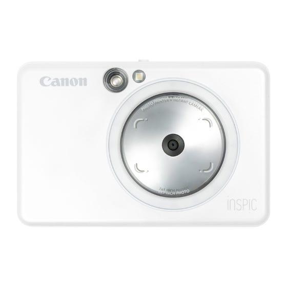 CANON iNSPiC ZV-123 インスタントカメラプリンター
