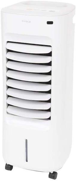 siroca 加湿つき温冷風扇 シロカのなごみ SH-C251 ホワイト