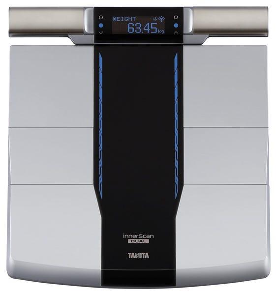 タニタ 体組成計 部位別 RD-800-BK