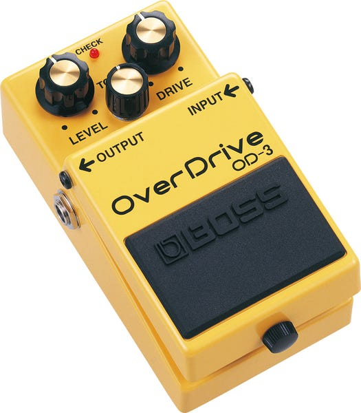 BOSS Over Drive OD-3