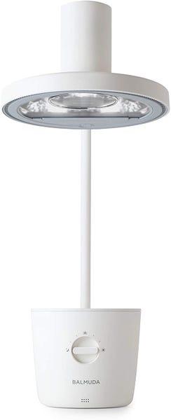 BALUMUDA バルミューダ 太陽光LEDデスクトップライト The Light ホワイト
