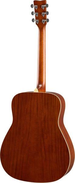 [新品] YAMAHA FG820 Autumn Burst アコースティックギター 初心者セット(ハードケース+チューナー+ピック+予備弦付き)