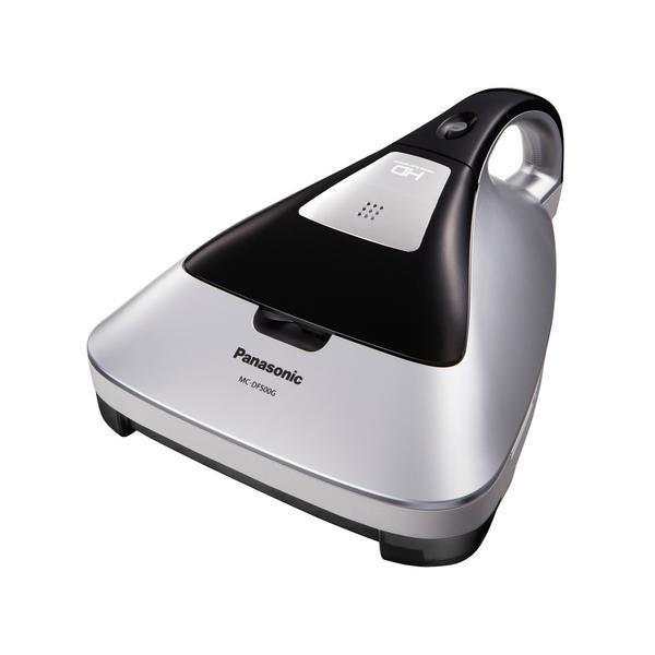 Panasonic ふとんクリーナー MC-DF500G シルバー ハウスダスト発見センサー搭載