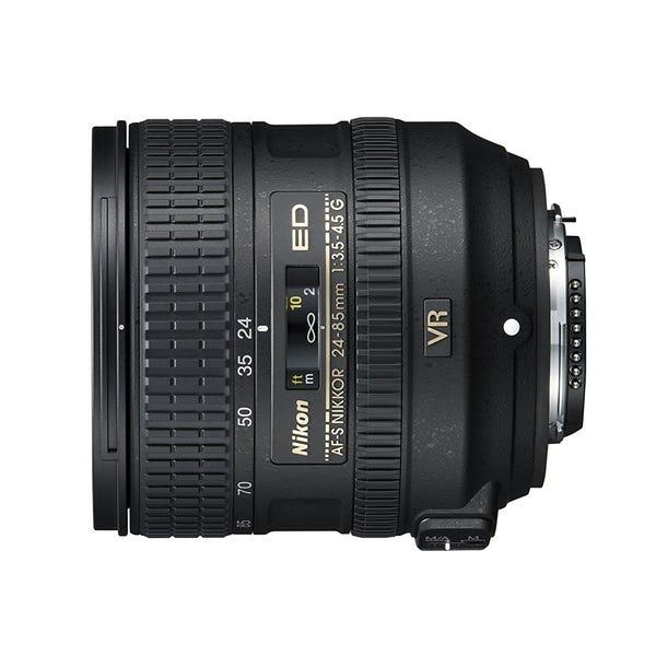 NIKON AF-S NIKKOR 24-85mm f/3.5-4.5G ED VR 標準ズームレンズ