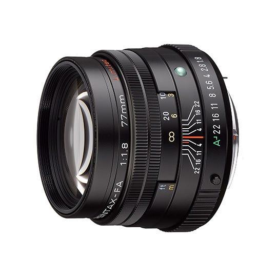 smc PENTAX-FA 77mmF1.8 Limited 単焦点レンズ