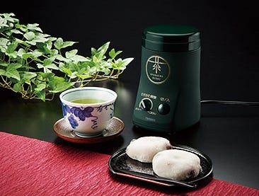 ツインバード お茶ひき器 緑茶美採 GS-4671DG