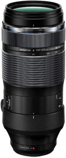 OLYMPUS マイクロフォーサーズレンズ M.ZUIKO DIGITAL ED 100-400mm F5.0-6.3 IS