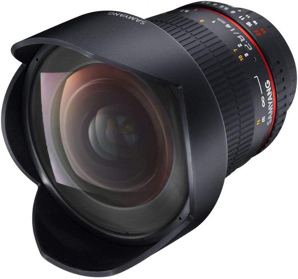 SAMYANG 14mm F2.8 ED AS IF UMC 単焦点広角レンズ (CANON EFマウント)