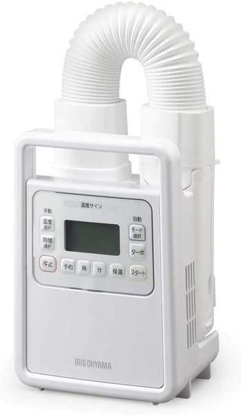 アイリスオーヤマ 布団乾燥機 ハイパワーシングルノズル FK-H1