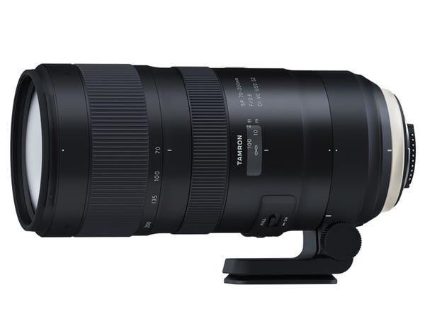 TAMRON SP 70-200mm F/2.8 Di VC USD G2 (Model A025) 望遠ズームレンズ (ニコンFマウント用)