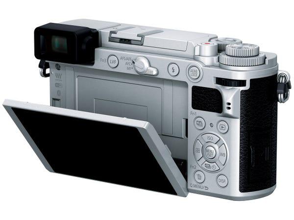 Panasonic LUMIX DC-GX7MK3K-S 標準ズームレンズキット シルバー ミラーレス一眼