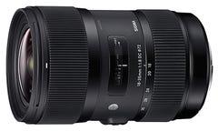 SIGMA Art 18-35mm F1.8 DC HSM 標準ズームレンズ (NIKON Fマウント) 210557