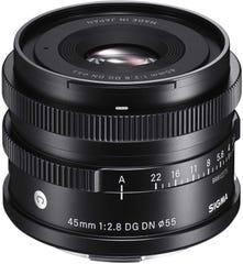 SIGMA 45mm F2.8 DG DN Contemporary (SONY Eマウント)