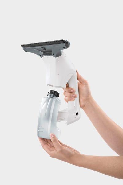 ケルヒャーお手軽体験3点セット スチーム/高圧洗浄/窓用クリーナー