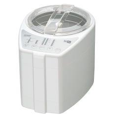 山本電気 精米機 MICHIBA KITCHEN PRODUCT RICE CLEANER 匠味米 Premium White MB-RC23W