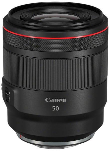 CANON RF 50mm F1.2L USM 単焦点レンズ
