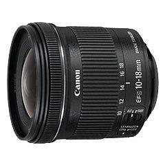 CANON EF-S 10-18mm F4.5-5.6 IS STM 超広角ズームレンズ