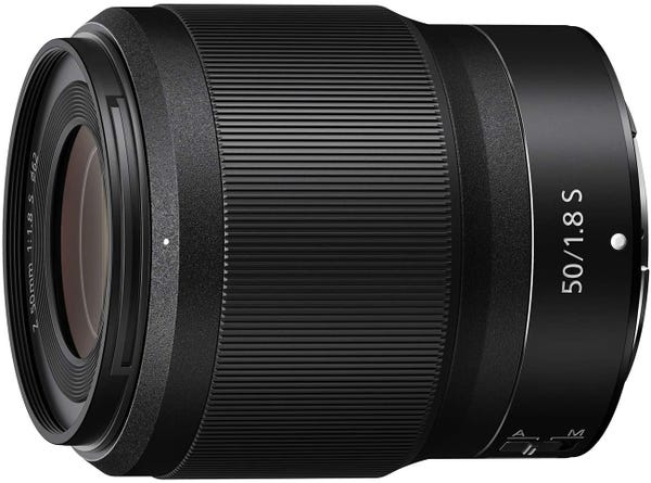NIKON NIKKOR Z 50mm f/1.8 S 単焦点レンズ