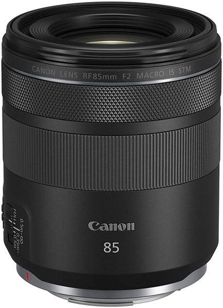 CANON RF85mm F2 MACRO IS STM 単焦点レンズ