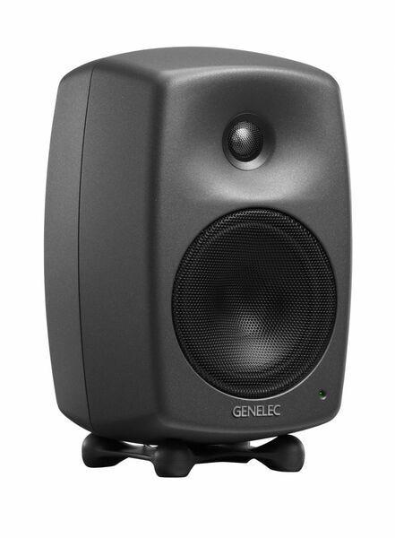 [新品] GENELEC 8020DPM スタジオ・モニター 2個セット ダーク・グレー