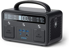 Anker PowerHouse 2 400 A1730511 ブラック (ポータブル電源 超大容量バッテリー108.000mAh/388.8Wh)