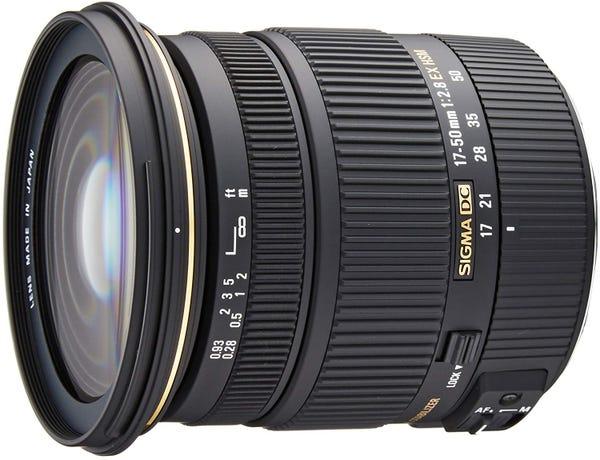 SIGMA 17-50mm F2.8 EX DC OS HSM 標準ズームレンズ  (NIKON Fマウント) 583552