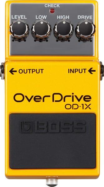 BOSS Over Drive OD-1X