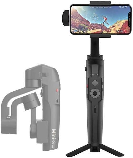 MOZA スマートフォン用ジンバル MOZA MINI-SE