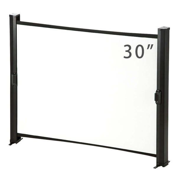 プロジェクター用スクリーン EEX-PCM1-30 (30インチ / 卓上タイプ)
