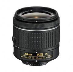 Nikon AF-P DX NIKKOR 18-55mm f/3.5-5.6G VR 標準ズームレンズ