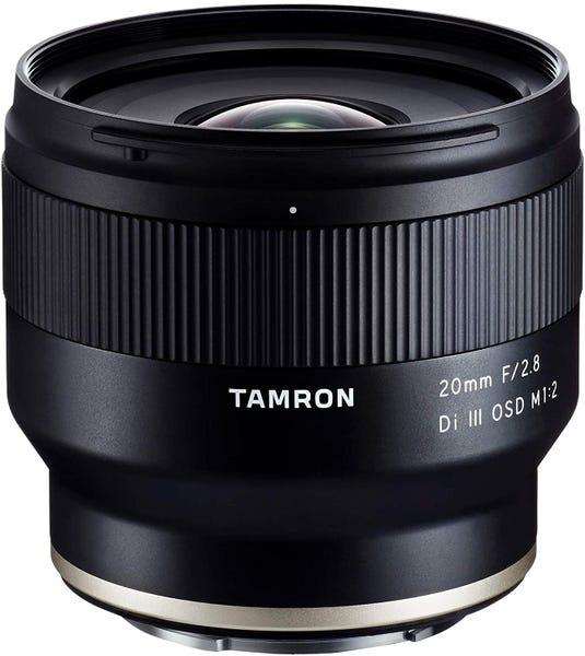 TAMRON 20mm F/2.8 Di III OSD M1:2 単焦点レンズ (SONY Eマウント用)