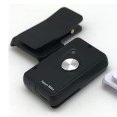 iPhone用ワイヤレスマイク Smart Mike ブラック