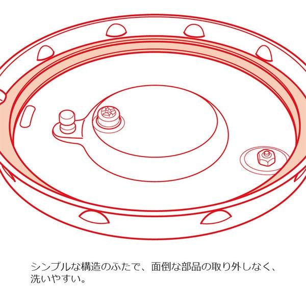 ティファール(T-fal) 圧力鍋 クリプソ ミニット パーフェクト 6.0L