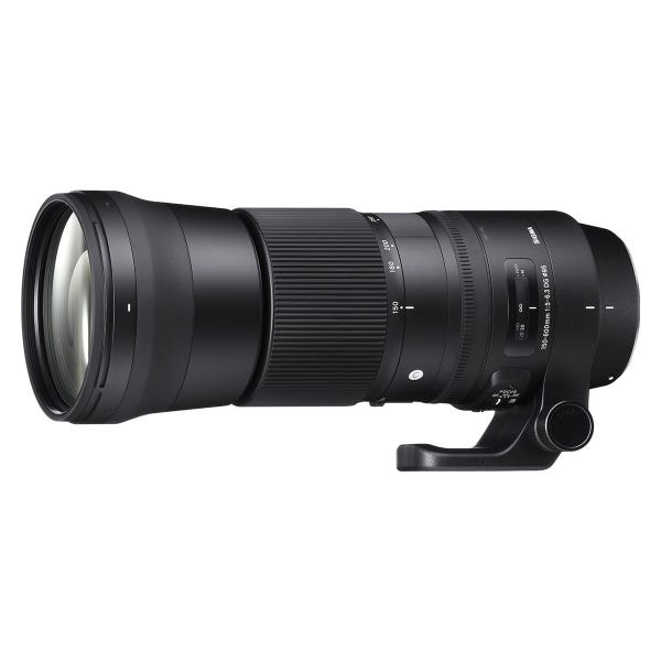 SIGMA 150-600mm F5-6.3 DG OS HSM Contemporary 超望遠ズームレンズ (NIKON Fマウント) 745554