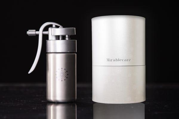 Mirablecare ミラブルケア ウルトラファインミスト ウルトラファインバブル生成器
