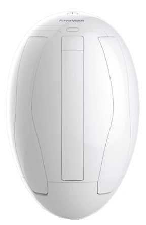 Power Vision PowerEgg 卵型フライングロボット ドローン
