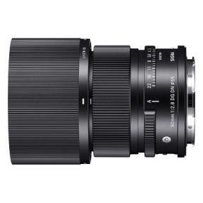 SIGMA 90mm F2.8 DG DN Contemporary 単焦点レンズ 261696 (Lマウント用)
