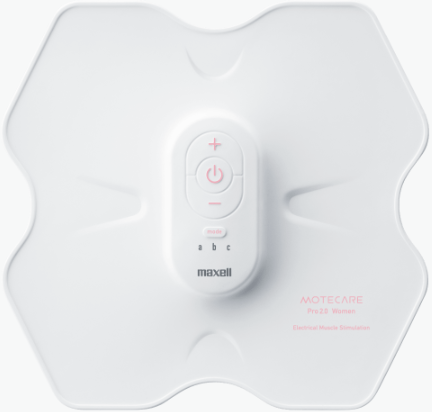 maxell マクセル EMS運動器 もてケアPro for WOMEN MXES-R410PRWPK