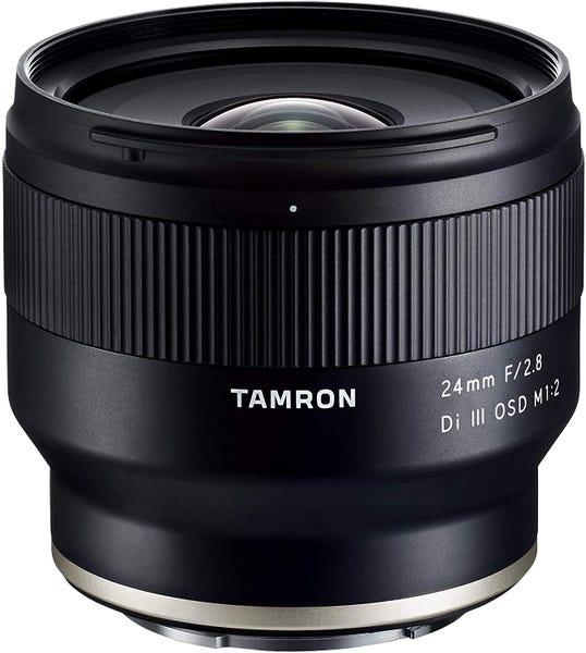 TAMRON 24mm F/2.8 Di III OSD M1:2 単焦点レンズ (SONY Eマウント用)