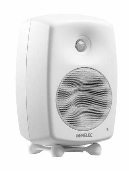 GENELEC G Three アクティブ・スピーカー 2個セット ホワイト