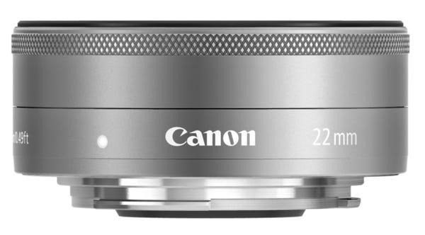 CANON EOS M10 単焦点レンズセット ホワイト ミラーレス一眼