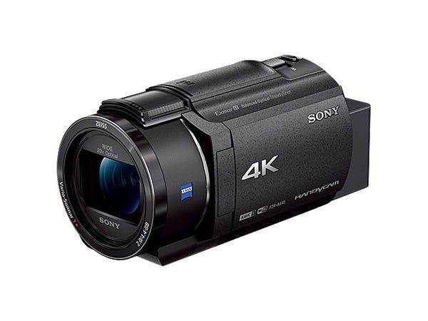 SONY 4Kビデオカメラ FDR-AX45