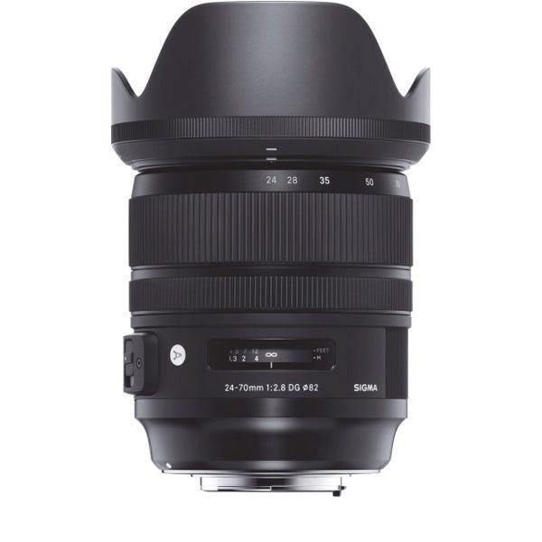 SIGMA 24-70mm F2.8 DG OS HSM 標準ズームレンズ (NIKON Fマウント) 576547